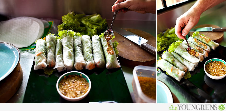 style spring roll cambodian food spring rolls cambodian style spring ...