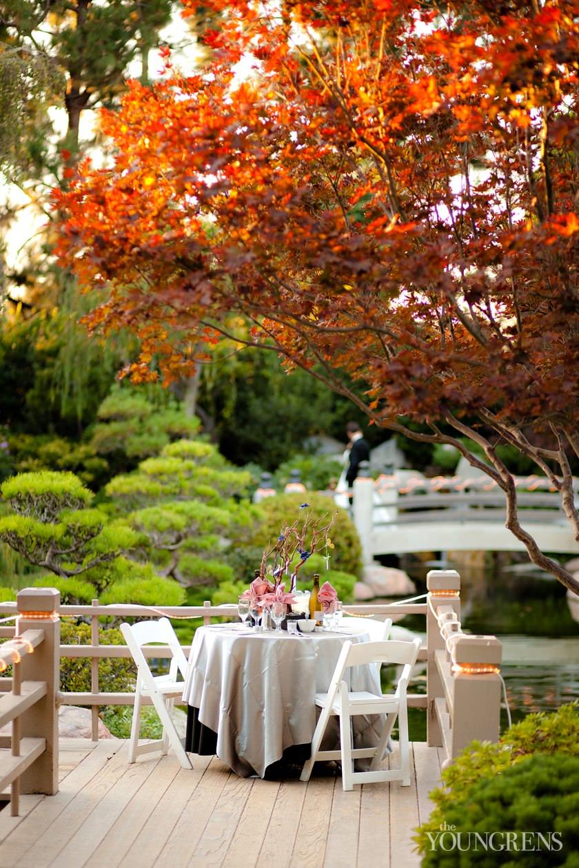 Japanese Garden Wedding, Part Two Matt And Holly