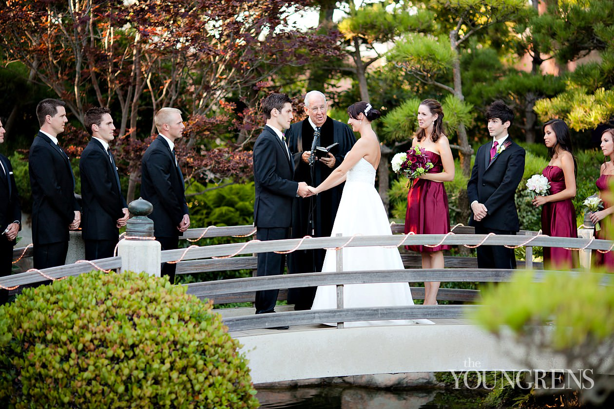 Japanese Garden Wedding Part One Matt And Holly The