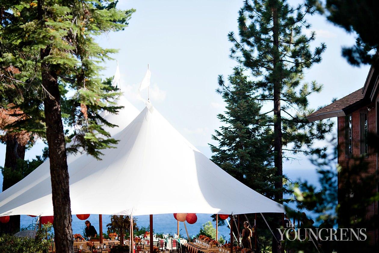 Lake Tahoe wedding, destination wedding in Lake Tahoe, Fitzhaven wedding, Fitzhaven destination wedding, Lake Taho wedding at Fitzhaven, tented wedding, pink wedding, mountain wedding, Northern California wedding, Nevada wedding, lake wedding, cabin wedding