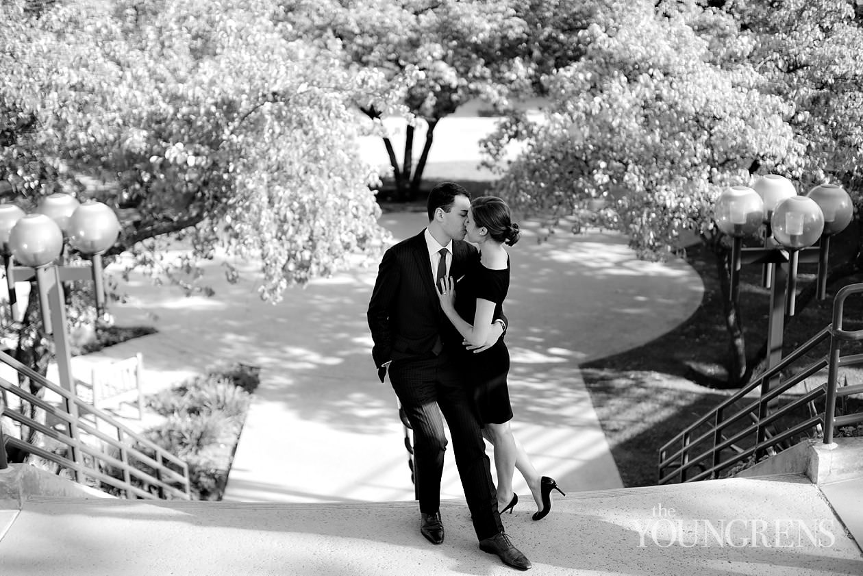 Black dress engagement photos - Pepperdine University Engagement Session Pepperdine Engagement Engagement Session With Black Dress Fancy Engagement