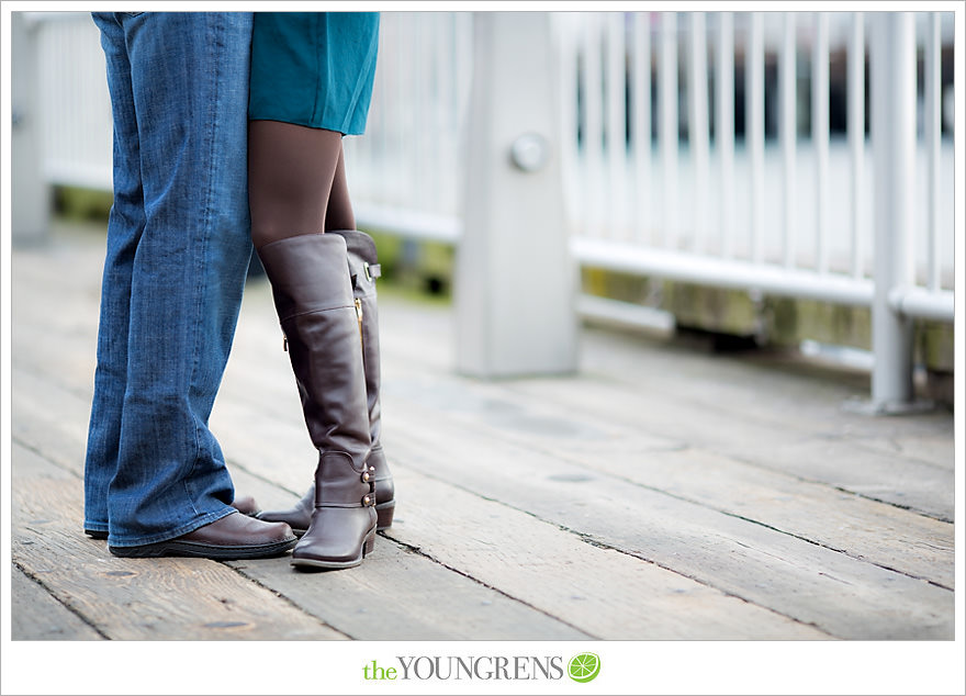 Seattle Engagement Session Part One David And Caitlin