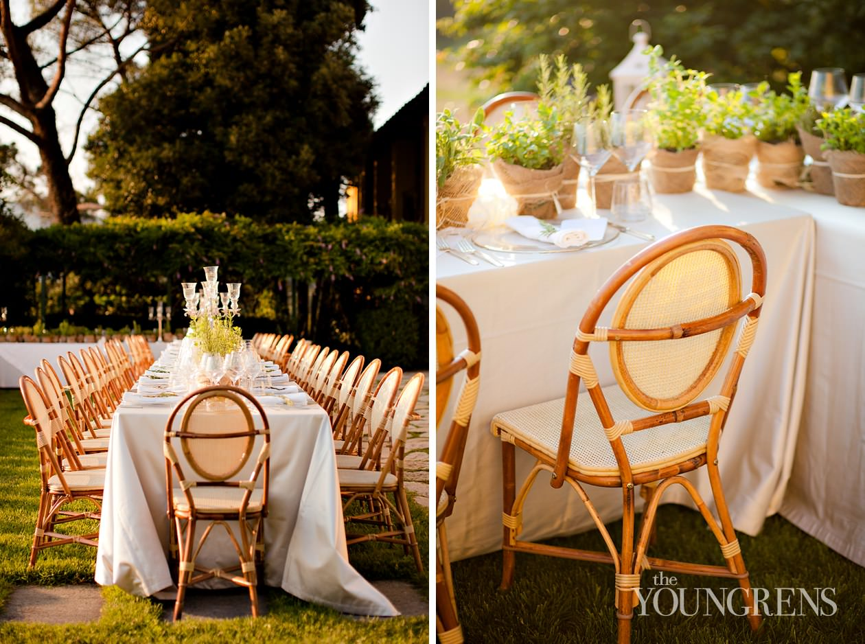 Two key elements for your wedding decor the youngrens san diego wedding decor wedding advice best linens for your wedding chairs for your wedding junglespirit Choice Image