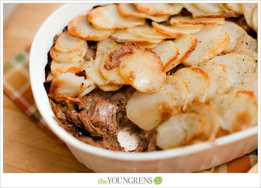 Braised Short Rib, Stout, and Potato Pot Pie | The Youngrens | San ...