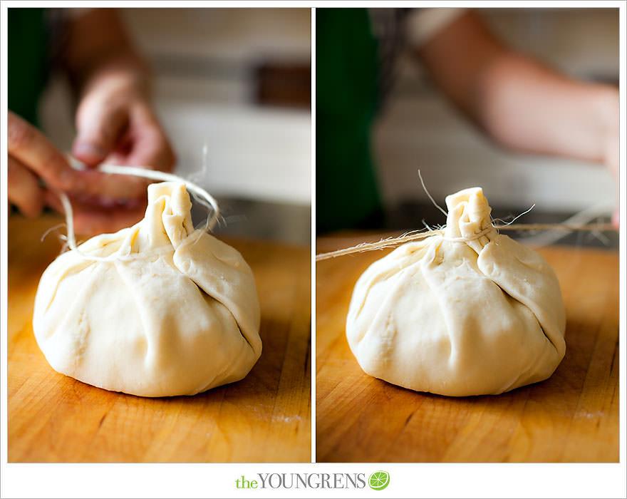 Brown Sugar And Walnut Puff Pastry Swirls Recipe — Dishmaps