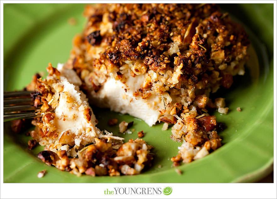 healthy chicken recipe, low carb recipe, easy chicken recipe, almon and chicken breast recipe, 4-Hour Body recipe, Jillian Michaels Ripped in 30 Meal Plan, Jillian Michaels recipe