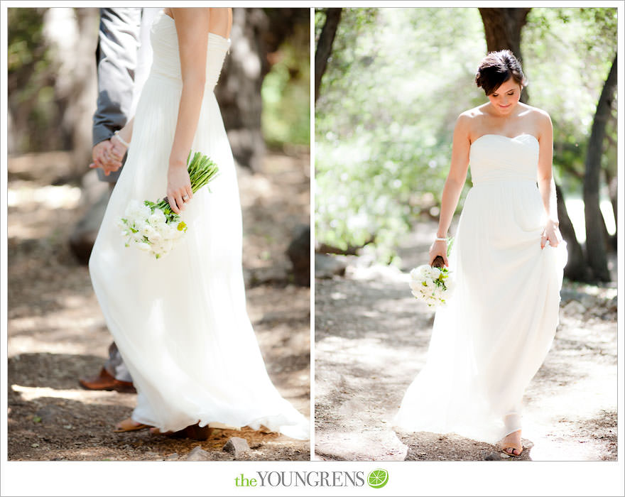 blog weddings timeless bride with trendy twist