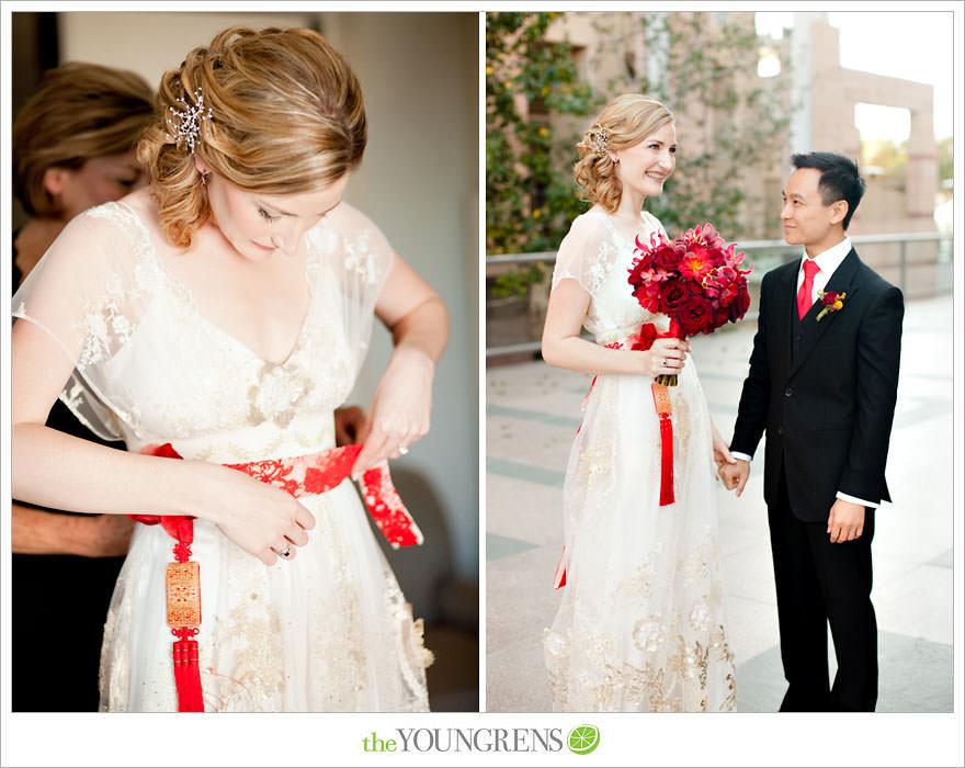 Asian dress inspired wedding abuse spank for Asian inspired wedding dress