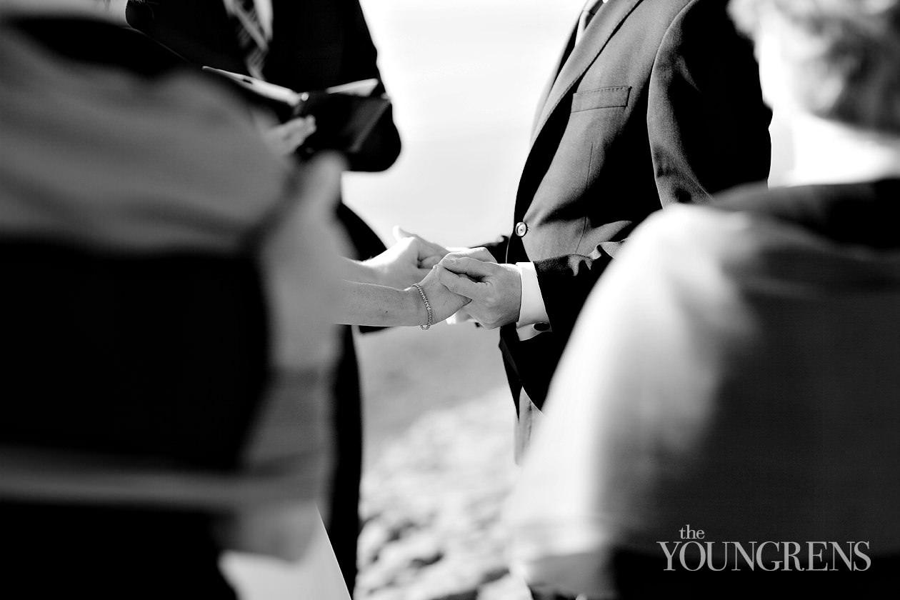 Grand Del Mar wedding, Del Mar wedding, Cabrillo wedding ceremony, Point Loma wedding, cliff ceremony, beach ceremony, seaside ceremony, San Diego wedding ceremony, Cabrillo Lighthouse wedding, small wedding ceremony