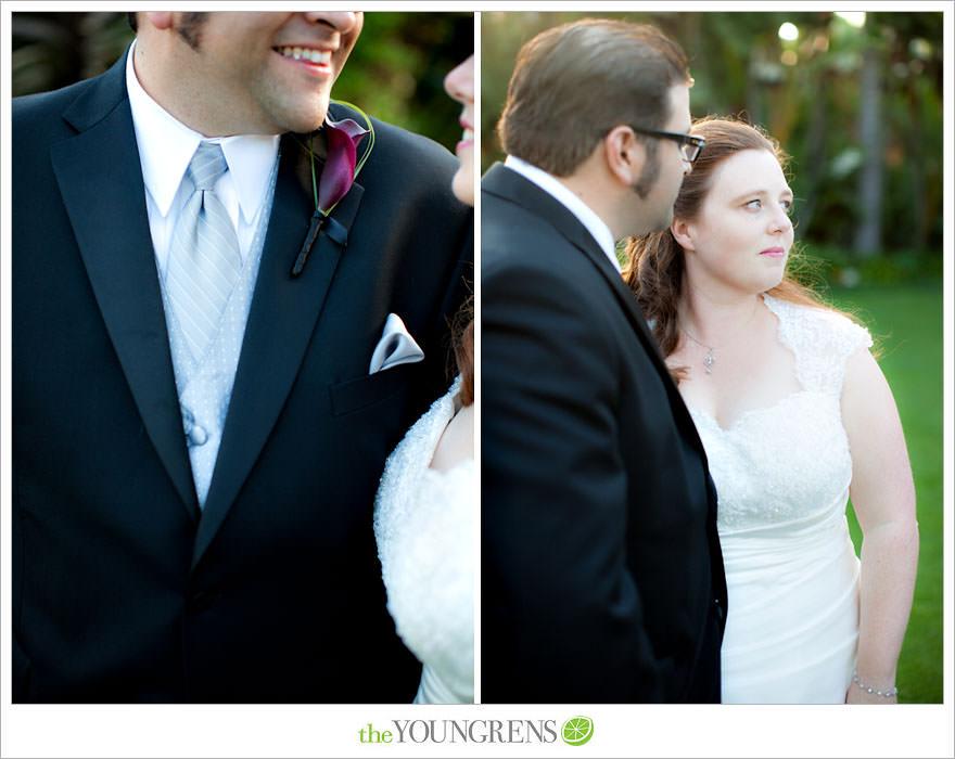 Immaculata wedding, USD wedding, University of San Diego wedding, Catholic wedding, Sheraton wedding, Sheraton Harbor Island wedding, Sheraton San Diego wedding, blue wedding, purple wedding