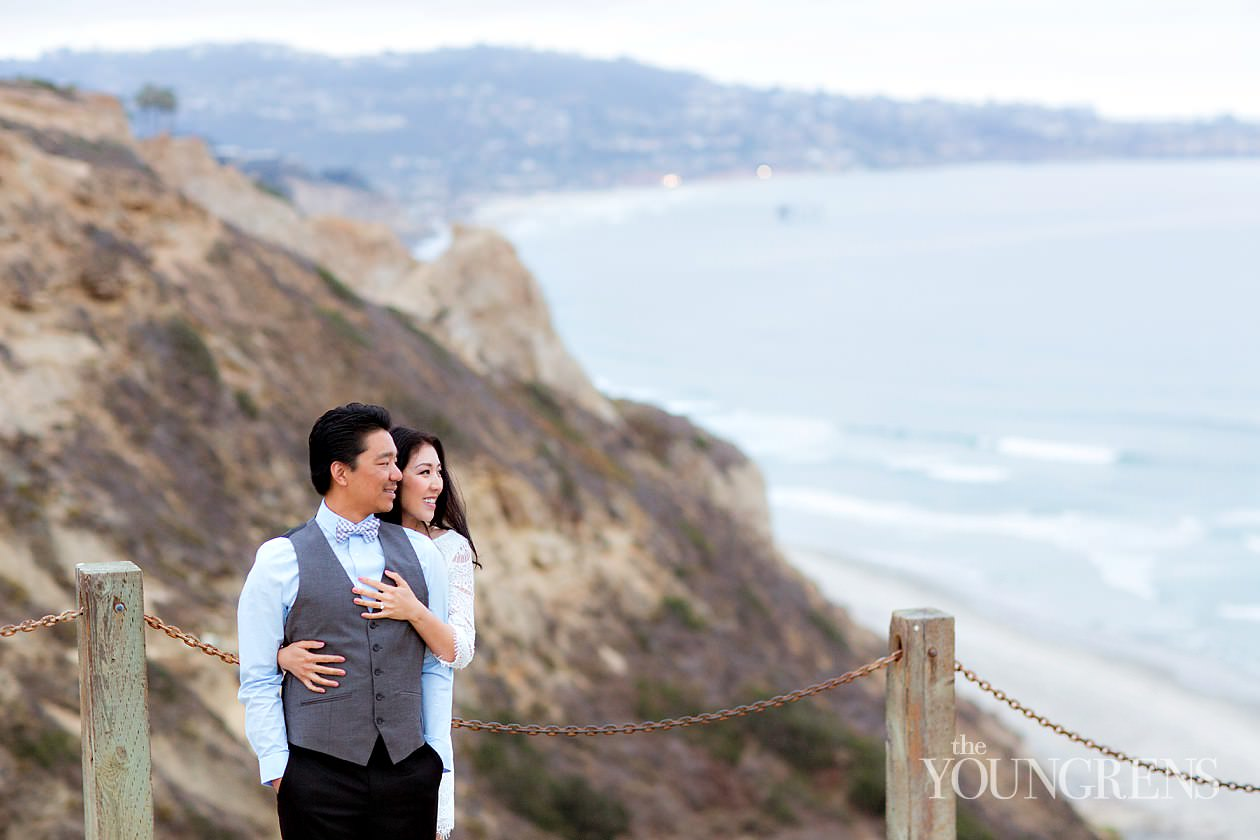UCSD engagement, college engagement, San Diego engagement, Torrey Pines engagement, Glider Port engagement, cliffs engagement, beach engagement, ocean view engagement, Blacks Beach Engagement, North County San Diego engagement