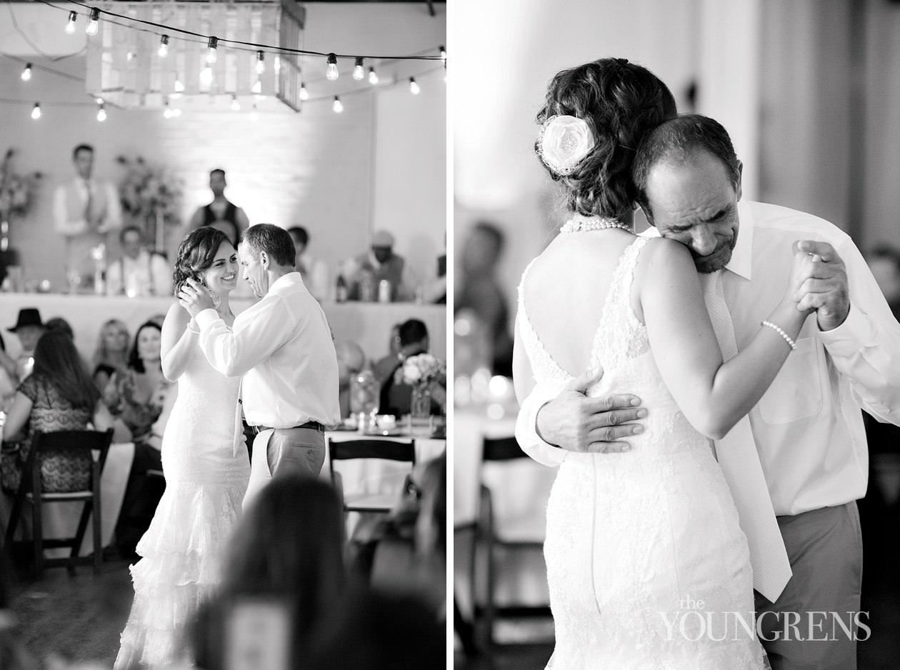 Moniker Warehouse Wedding, Part Three Jason and Carissa | The ...