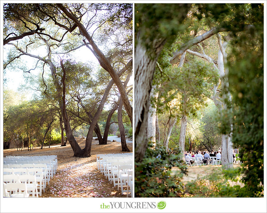 Descanso Gardens Wedding Part One Ned And Kim The Youngrens San Diego Photographers