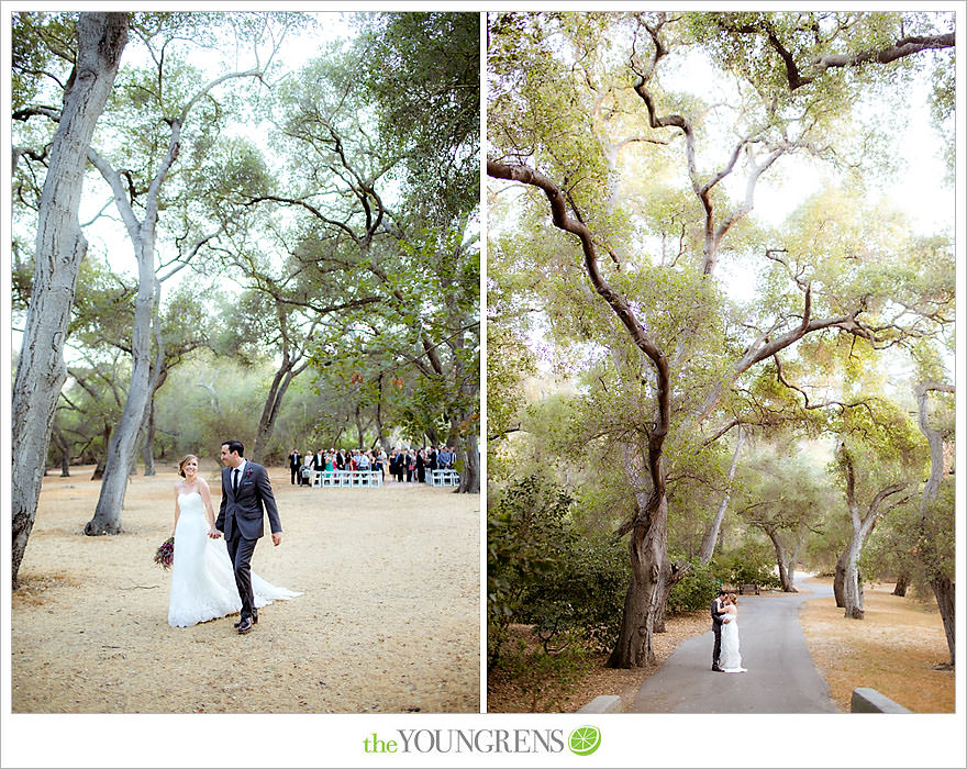 Descanso Gardens Wedding, Part One Ned and Kim | The Youngrens | San ...