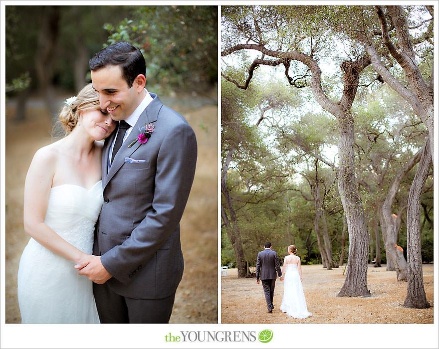 Descanso Gardens wedding, The Biltmore Hotel Los Angeles wedding, garden wedding, DIY bouquet, La Canada Flintridge wedding, Glendale wedding, Montrose wedding