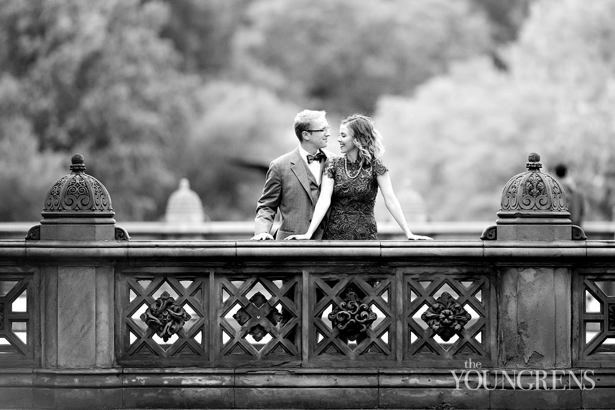 Central Park Anniversary Session Jon And Amy The