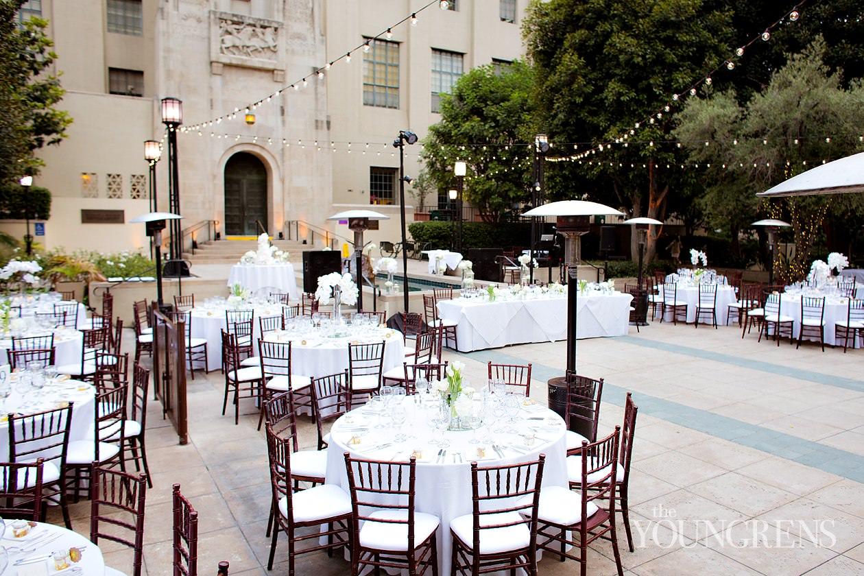 Cafe Pinot La Wedding