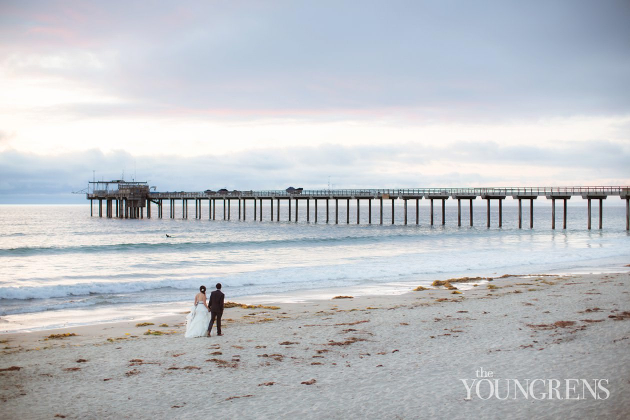 Scripps Seaside Forum Wedding, Part Two Bryan and Amy | The ...