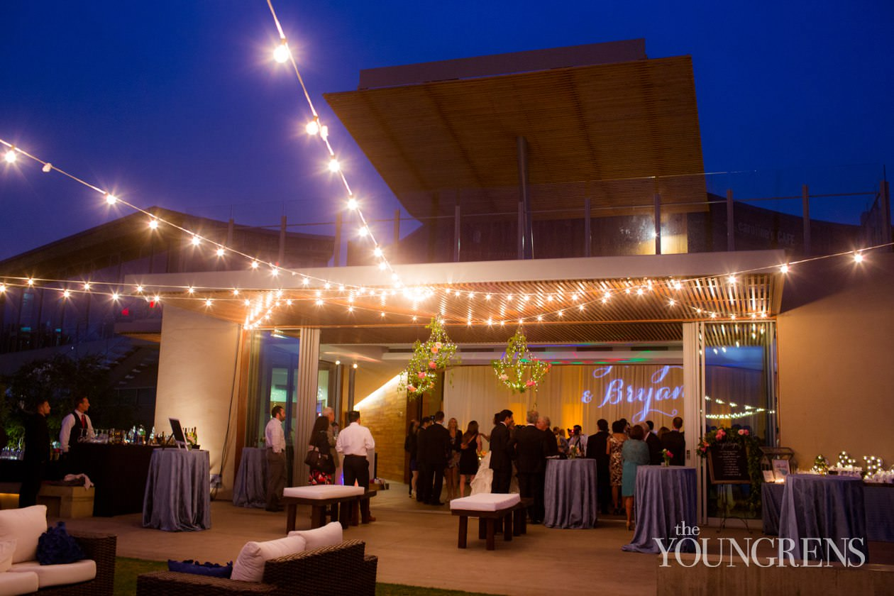 Scripps Seaside Forum Wedding La Jolla Beach