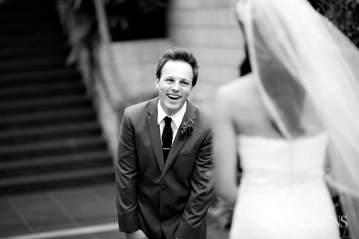 Seven Degrees wedding, Laguna Beach wedding, Orange County wedding, modern, elegant, creative, books, literature, movies, film, inspired, nerdy wedding, delorean wedding, back to the future wedding, geeky wedding, creative wedding, nighttime ceremony