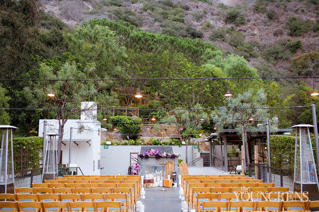 Seven Degrees Wedding Laguna Beach Orange County Modern Elegant