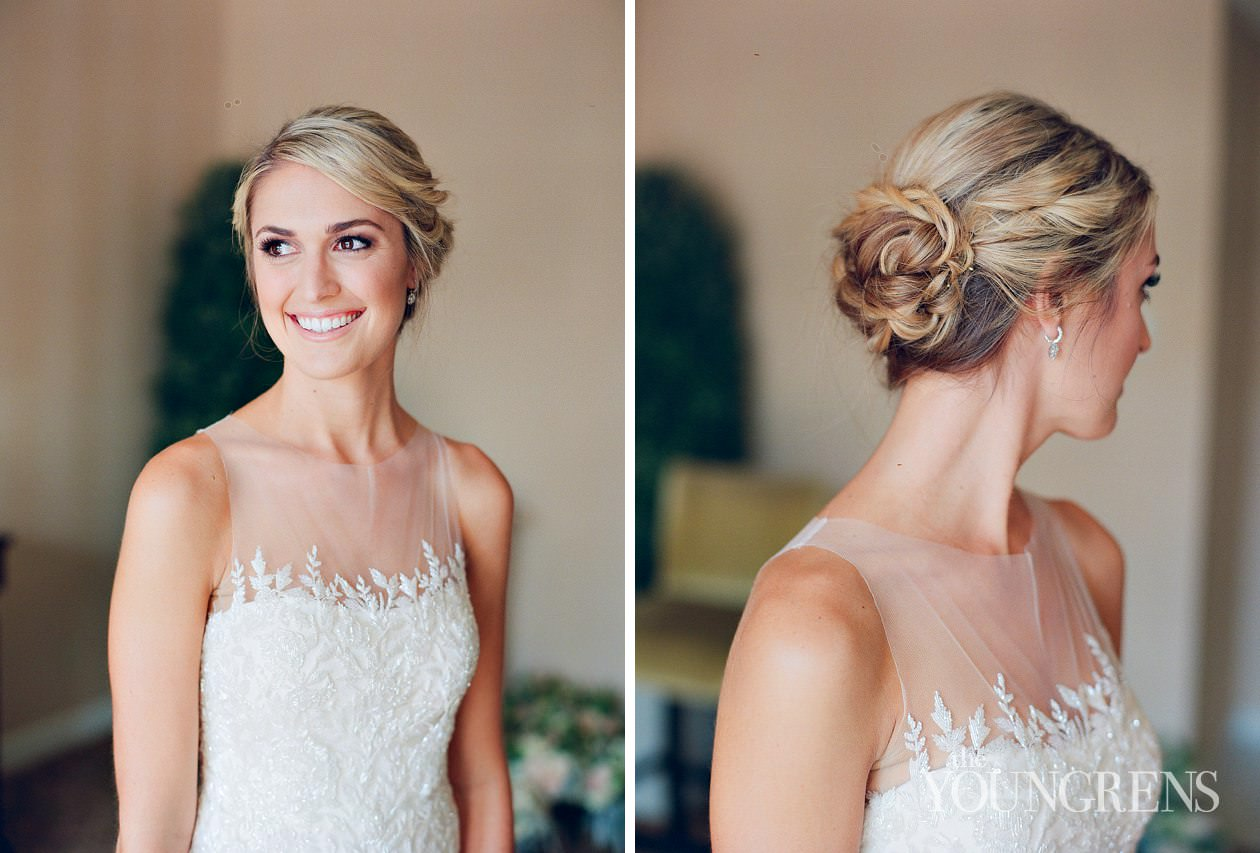 The Great Wedding Hair Debate Should You Wear Your Hair Up