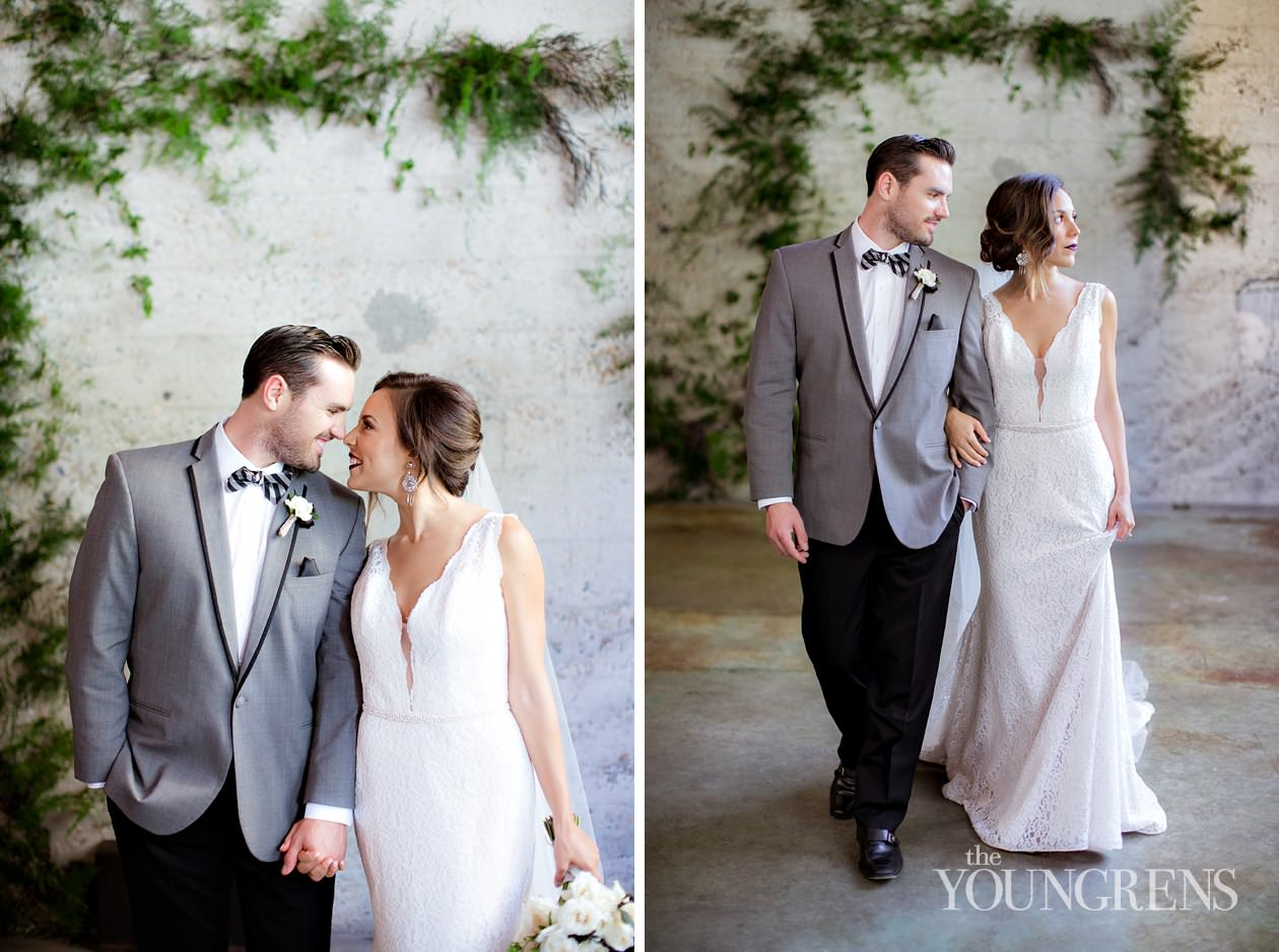 San Diego Wedding Gowns 10 Fresh industrial glamour wedding inspiration