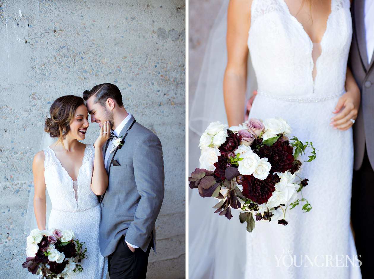 Featured: Exquisite Weddings Magazine Industrial Glamour Gown Shoot ...