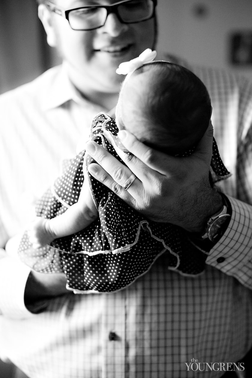 san diego newborn session, newborn portrait session, in-home newborn session, lifestyle portrait session, baby photos, baby portraits, newborn photos