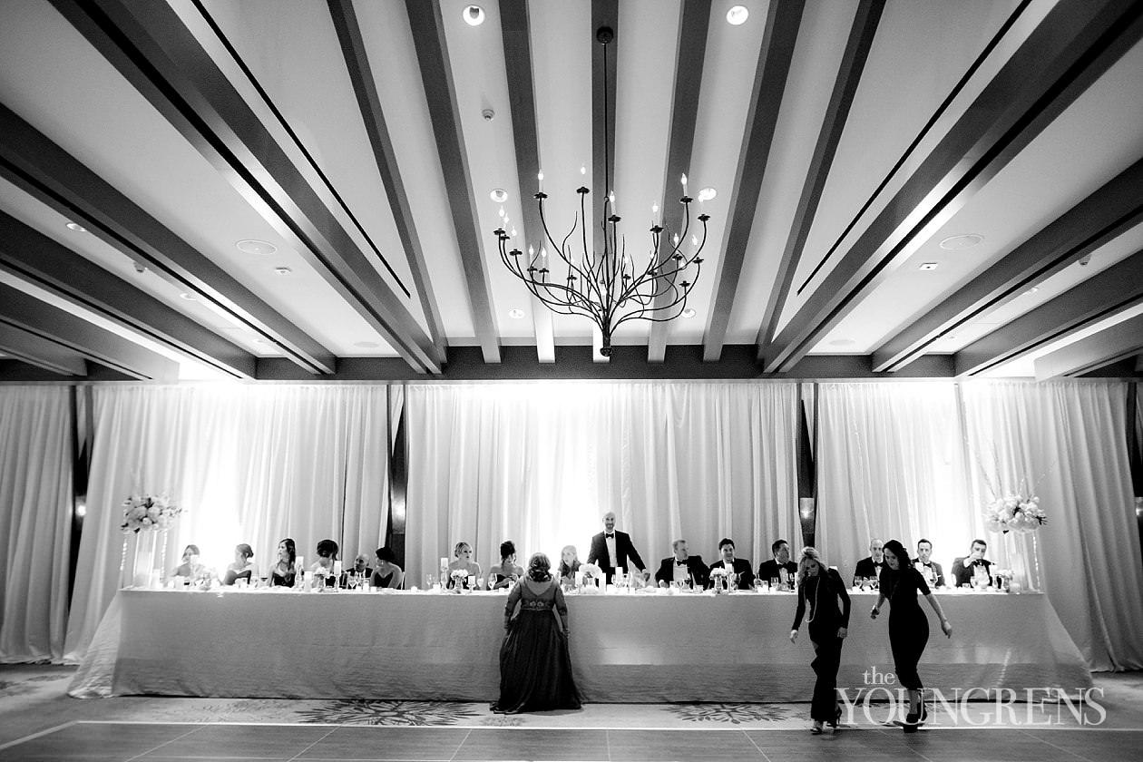 Ritz-Carlton lake tahoe wedding, ritz wedding, lake tahoe wedding, ritz carlton highlands wedding, northstar wedding, winter wedding, snow wedding, snowy wedding, mountain wedding, ski resort wedding, elegant winter wedding, black tie wedding, classic wedding, black and white wedding, ballroom wedding