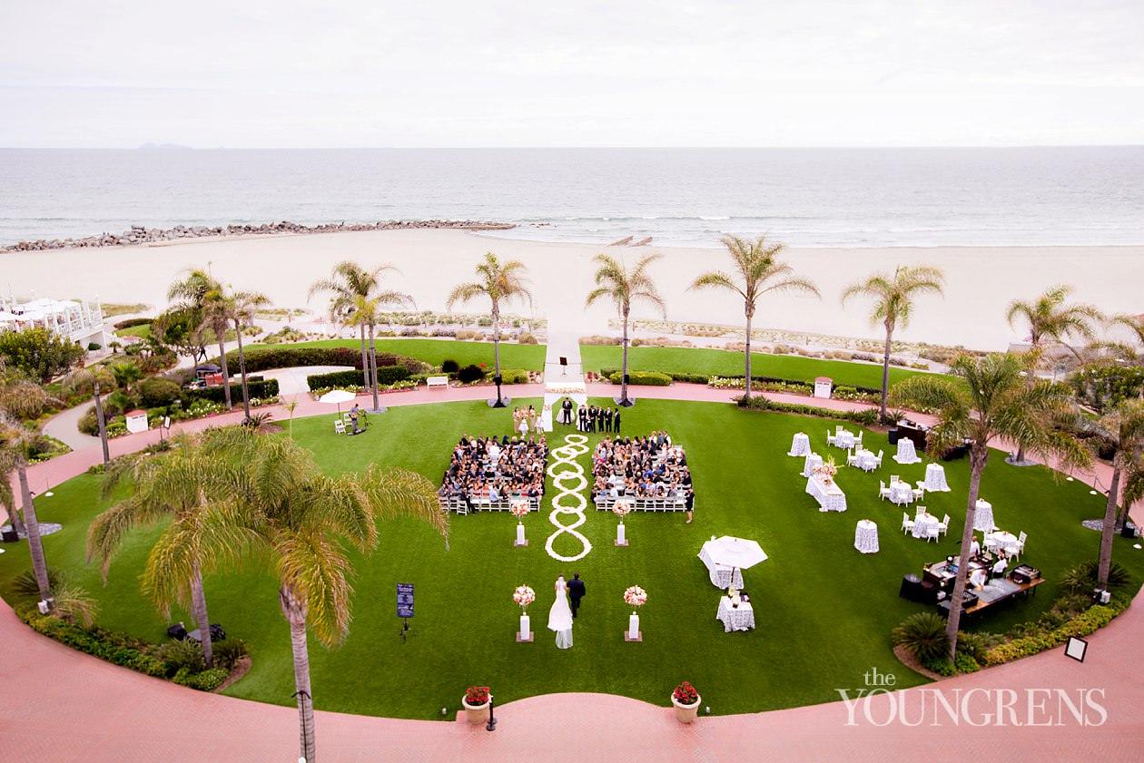 Hotel Del Coronado Wedding, Part One Tylor And Nicole