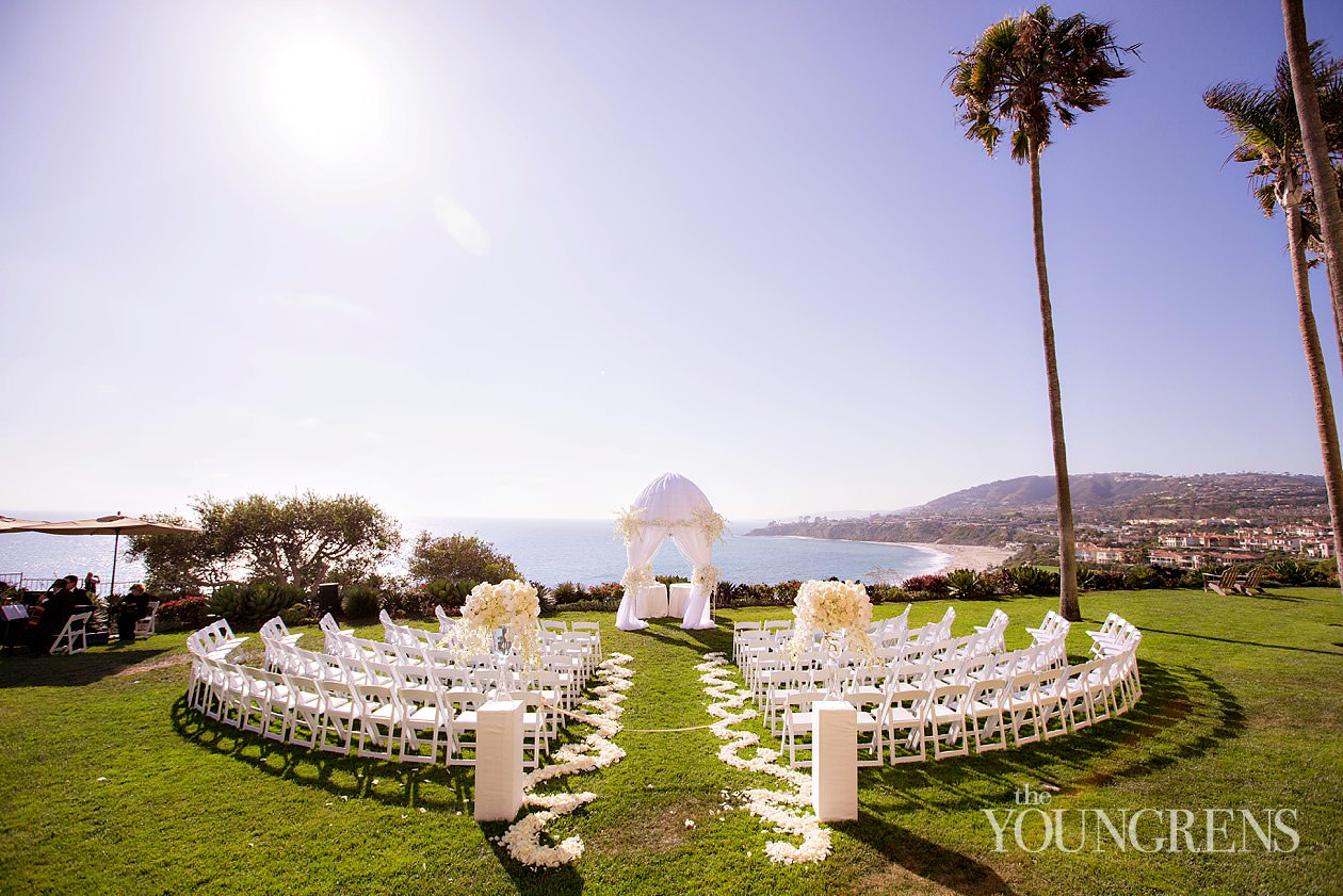Ritz Carlton Laguna Niguel Wedding Orange County