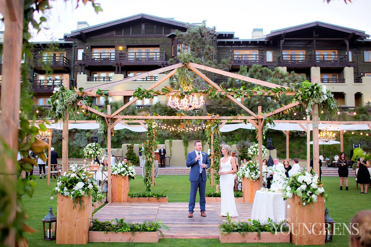 The Lodge at Torrey Pines Wedding, Part Two Andrew and Shannon | The Youngrens | San Diego ...