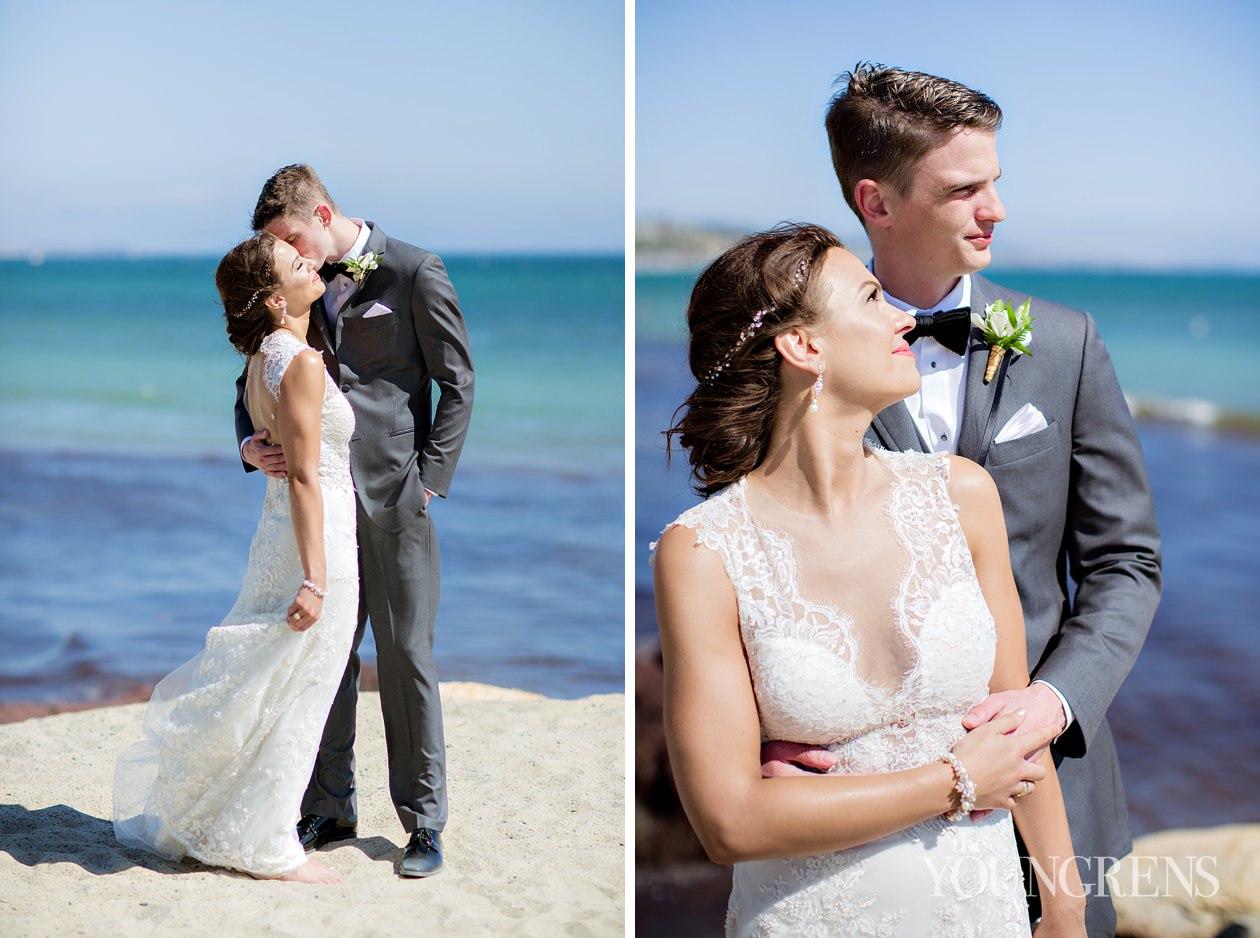 laguna cliffs marriott wedding, dana point wedding, beach wedding, seaside wedding, crown weddings, susanne duffy wedding, jennifer cole wedding, destination wedding in dana point, doheny state beach wedding, first look on a beach