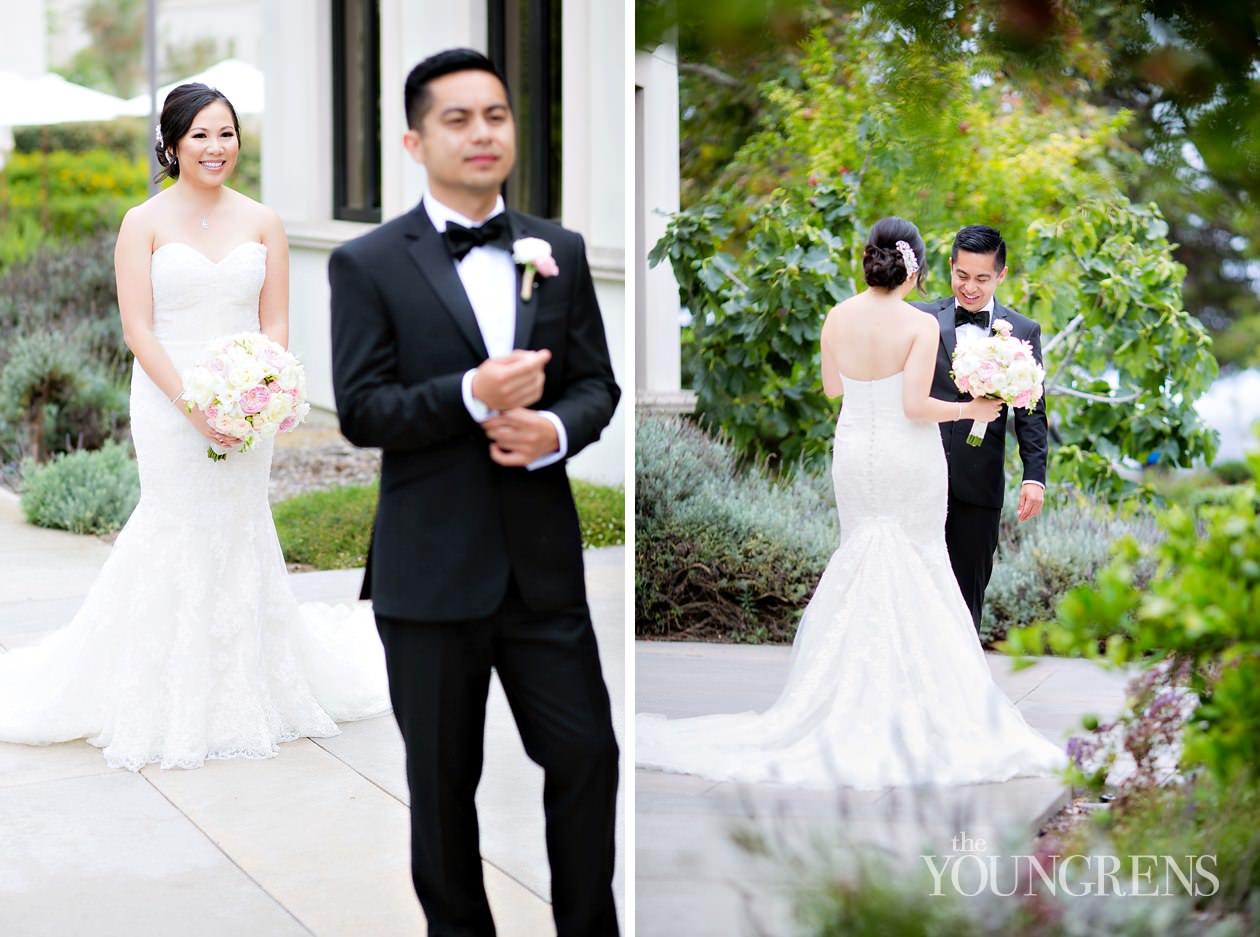 San Diego Wedding Gowns 68 Simple immaculata church wedding usd