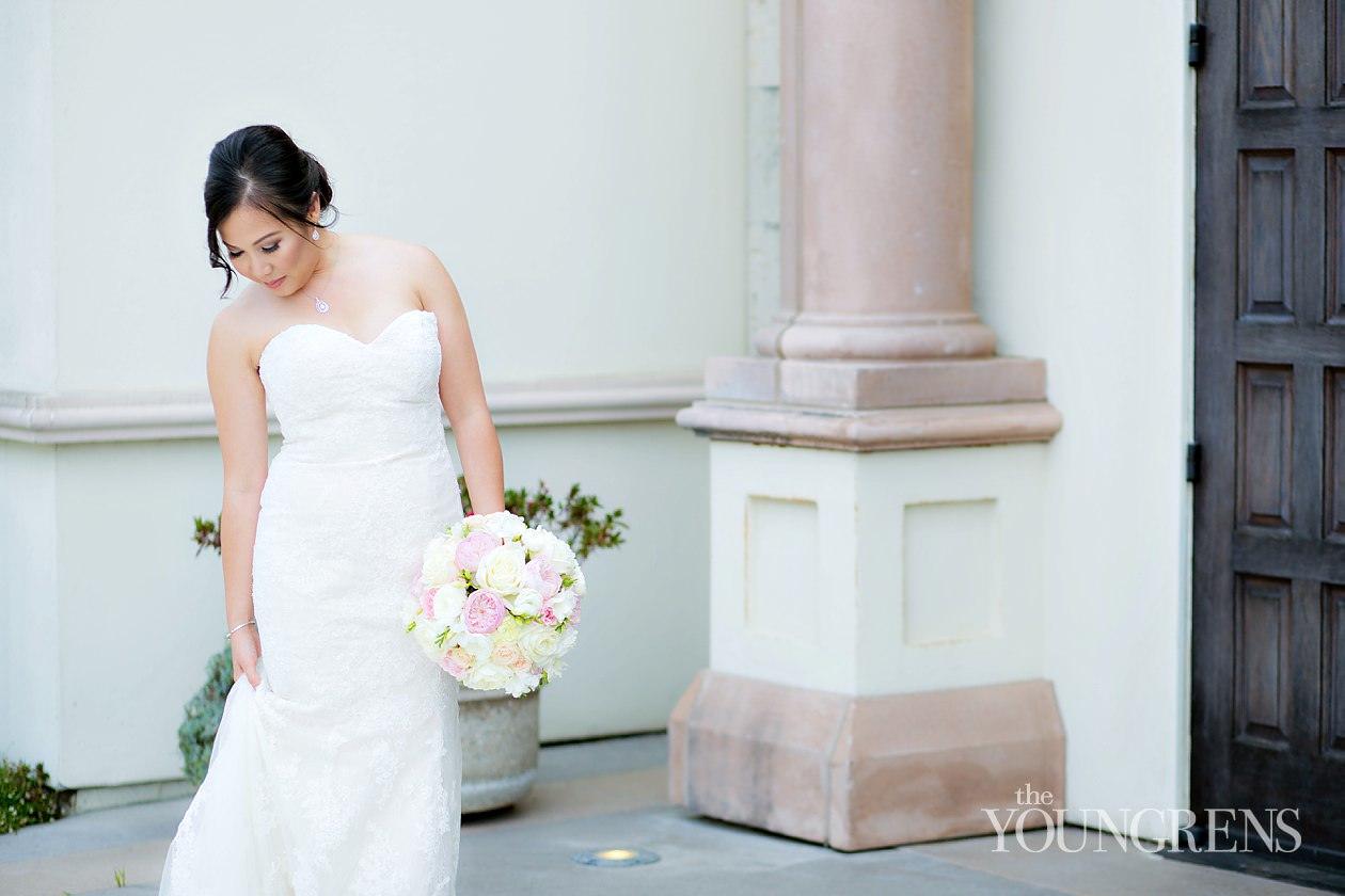 San Diego Wedding Gowns 56 Elegant immaculata church wedding usd
