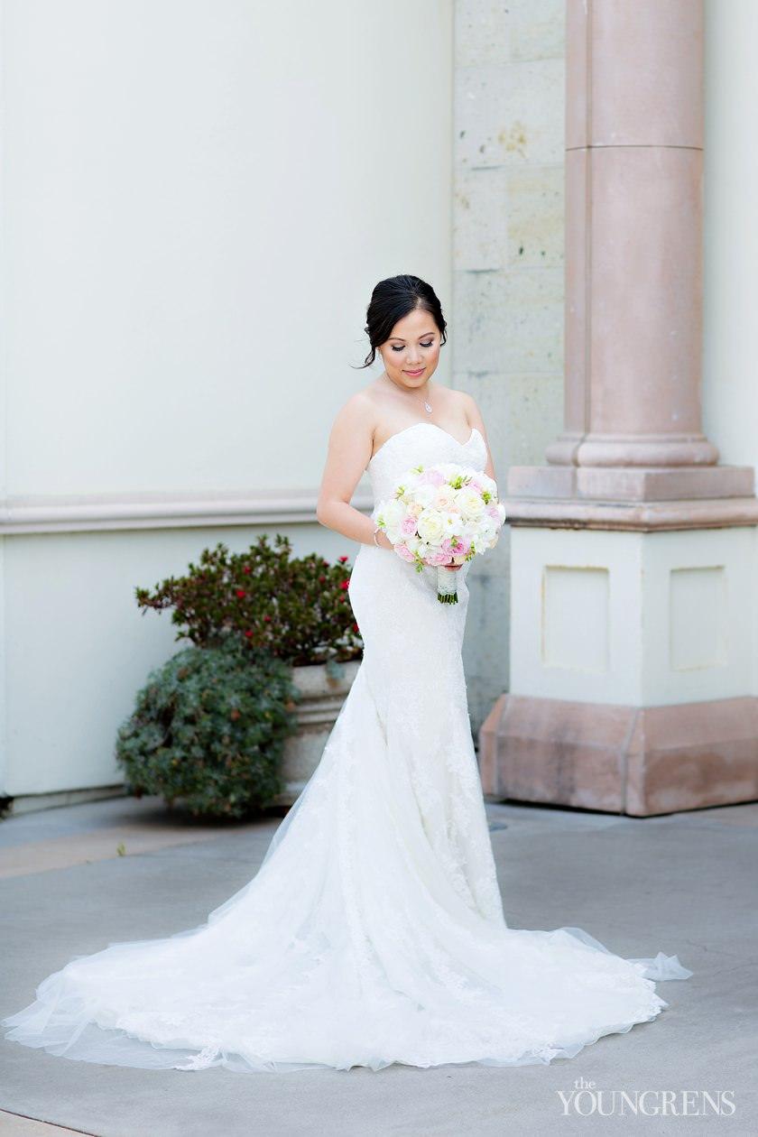 Wedding Dresses San Diego County 3 Simple immaculata church wedding usd