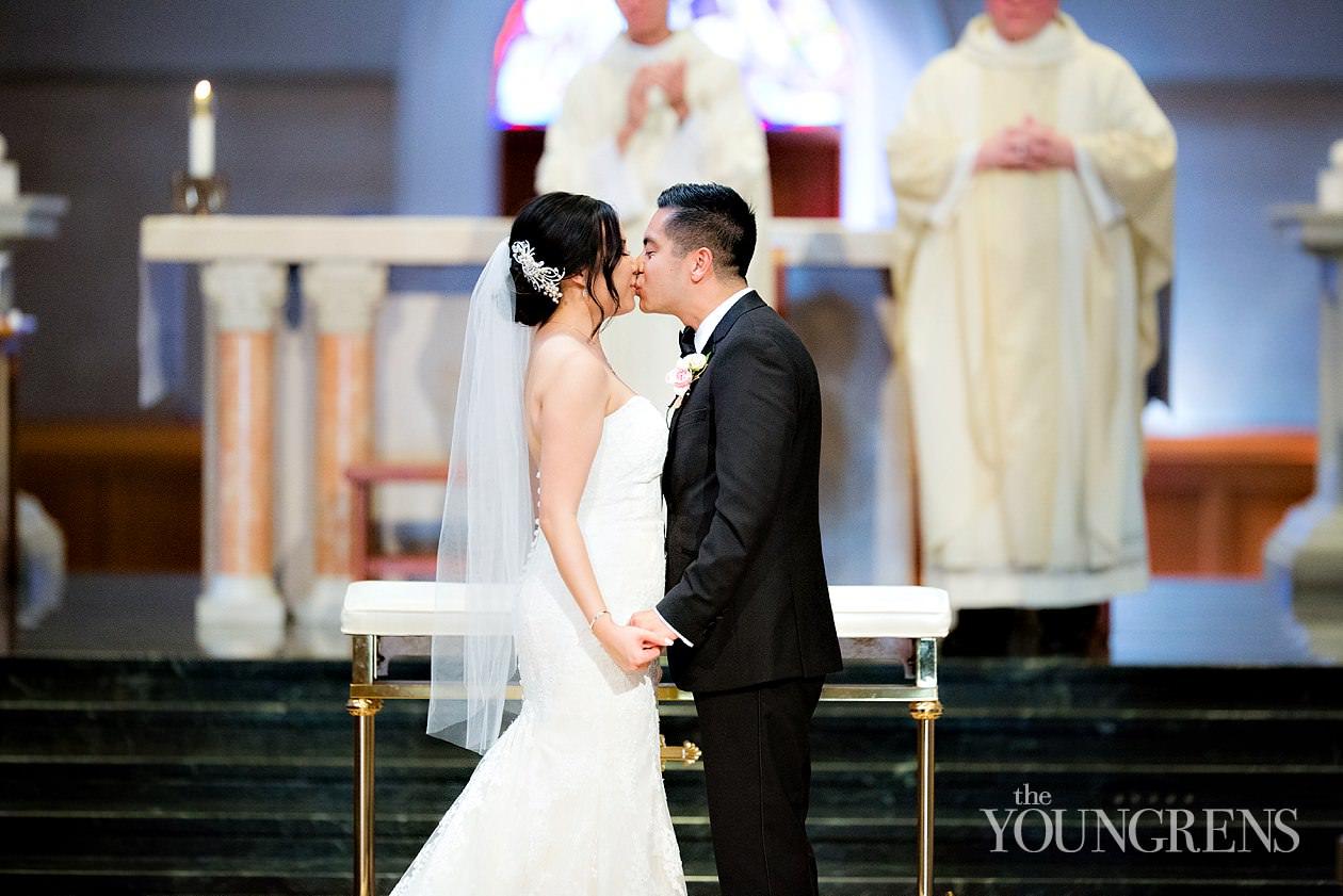 San Diego Wedding Gowns 78 Fancy immaculata church wedding usd