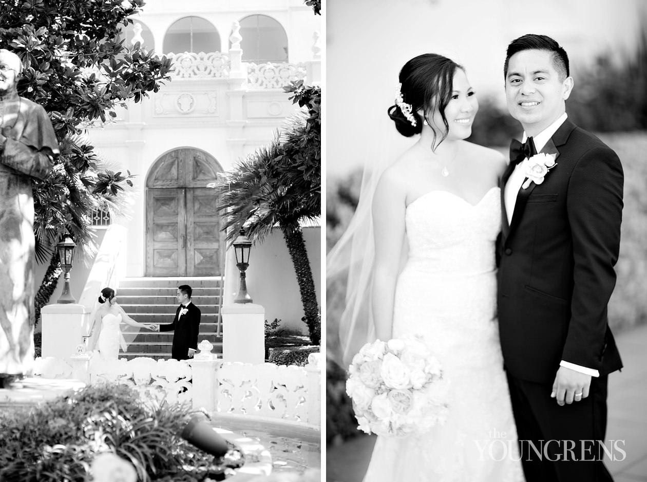 San Diego Wedding Gowns 18 Fabulous immaculata church wedding usd