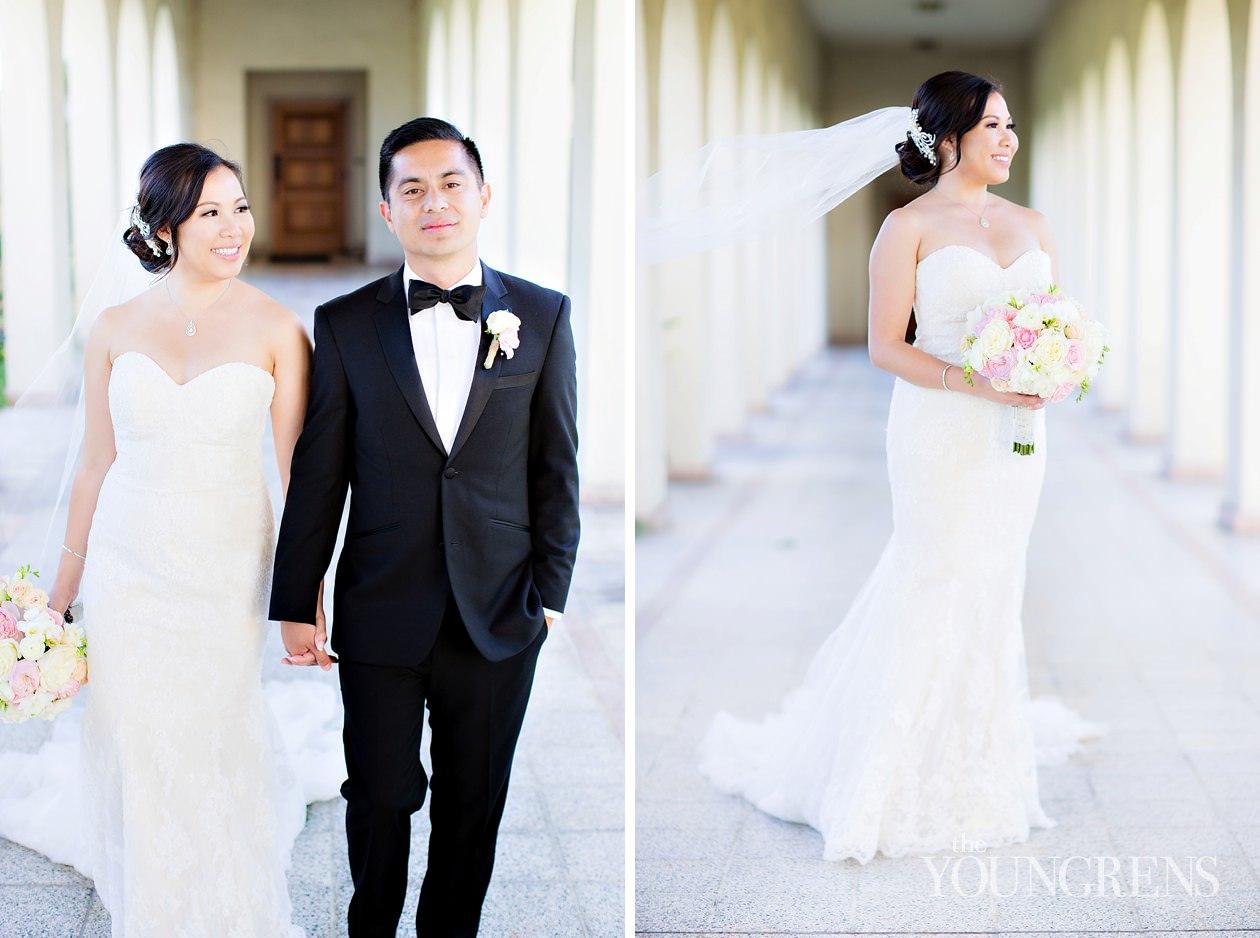 San Diego Wedding Gowns 7 Good immaculata church wedding usd