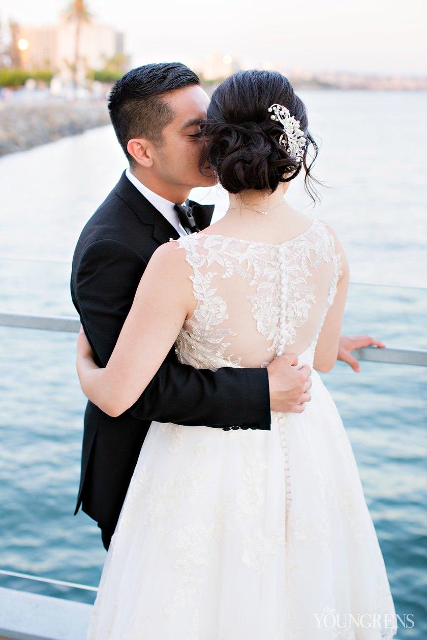 San Diego Wedding Gowns 57 Vintage immaculata church wedding usd
