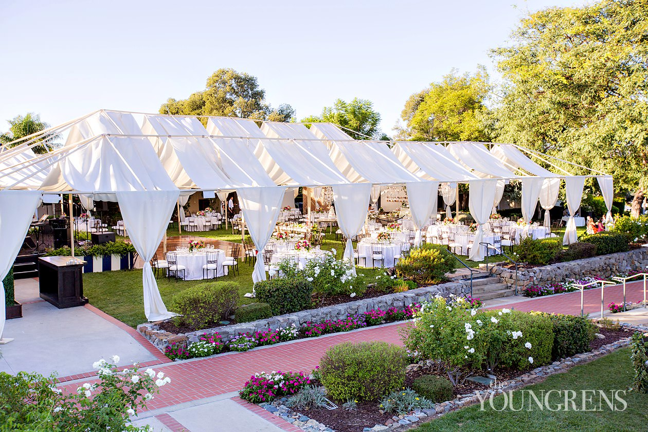 The Inn At Rancho Santa Fe Wedding Rsf