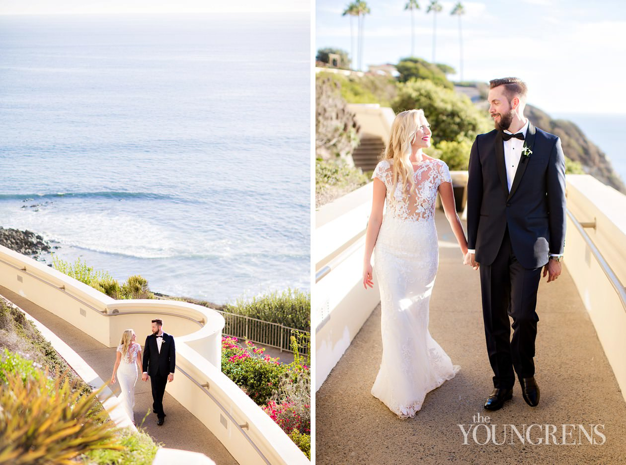 Ritz Carlton Wedding Laguna Beach