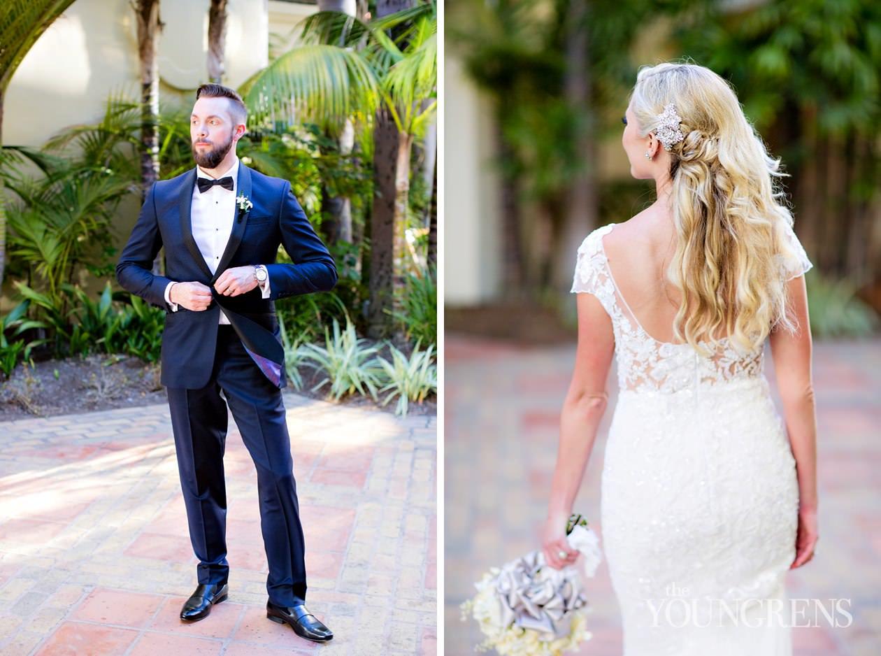 Ritz Carlton Laguna Niguel Wedding Part Twochristopher
