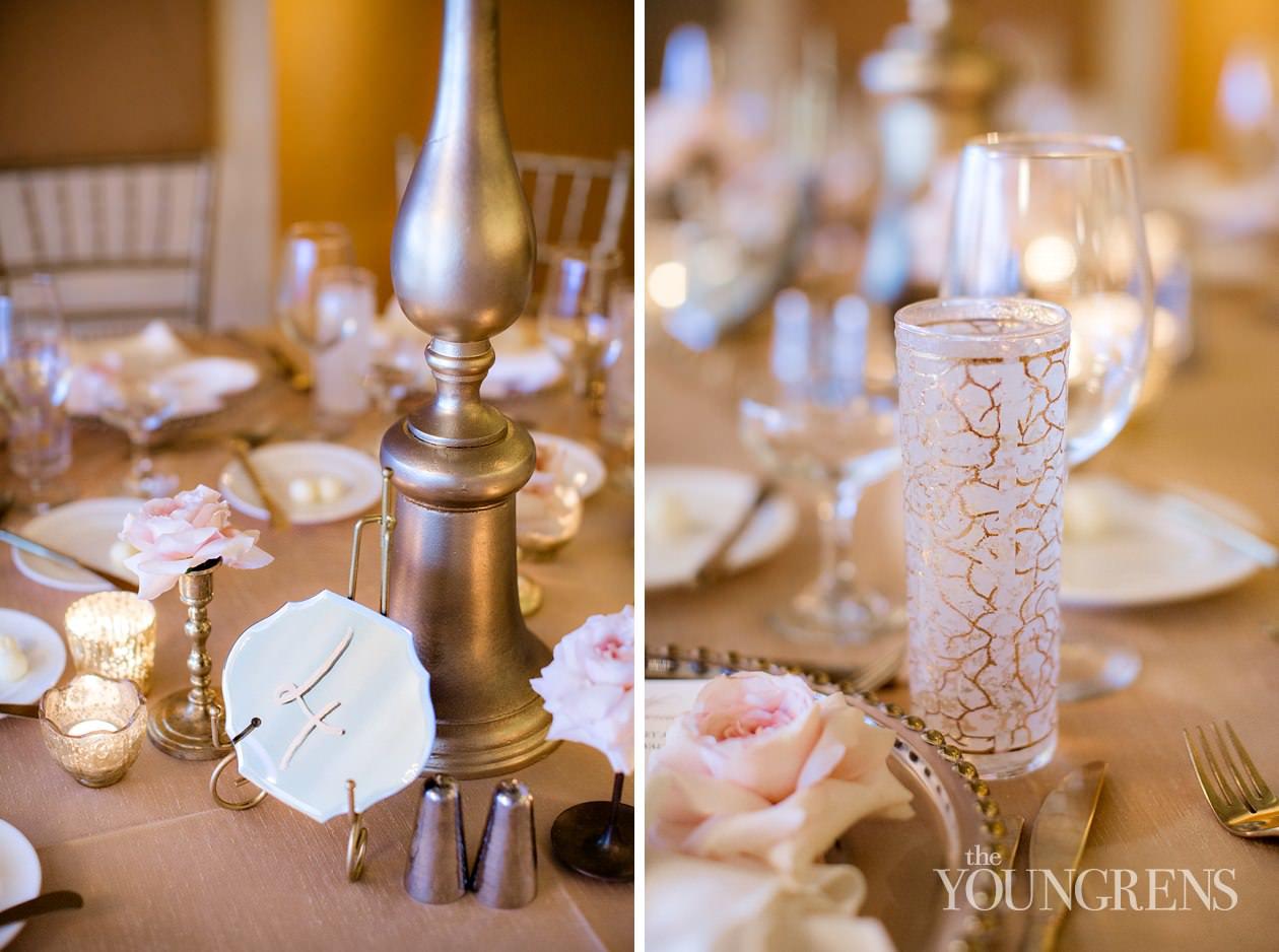 la valencia wedding, la jolla wedding, seaside san diego wedding, san diego resort wedding