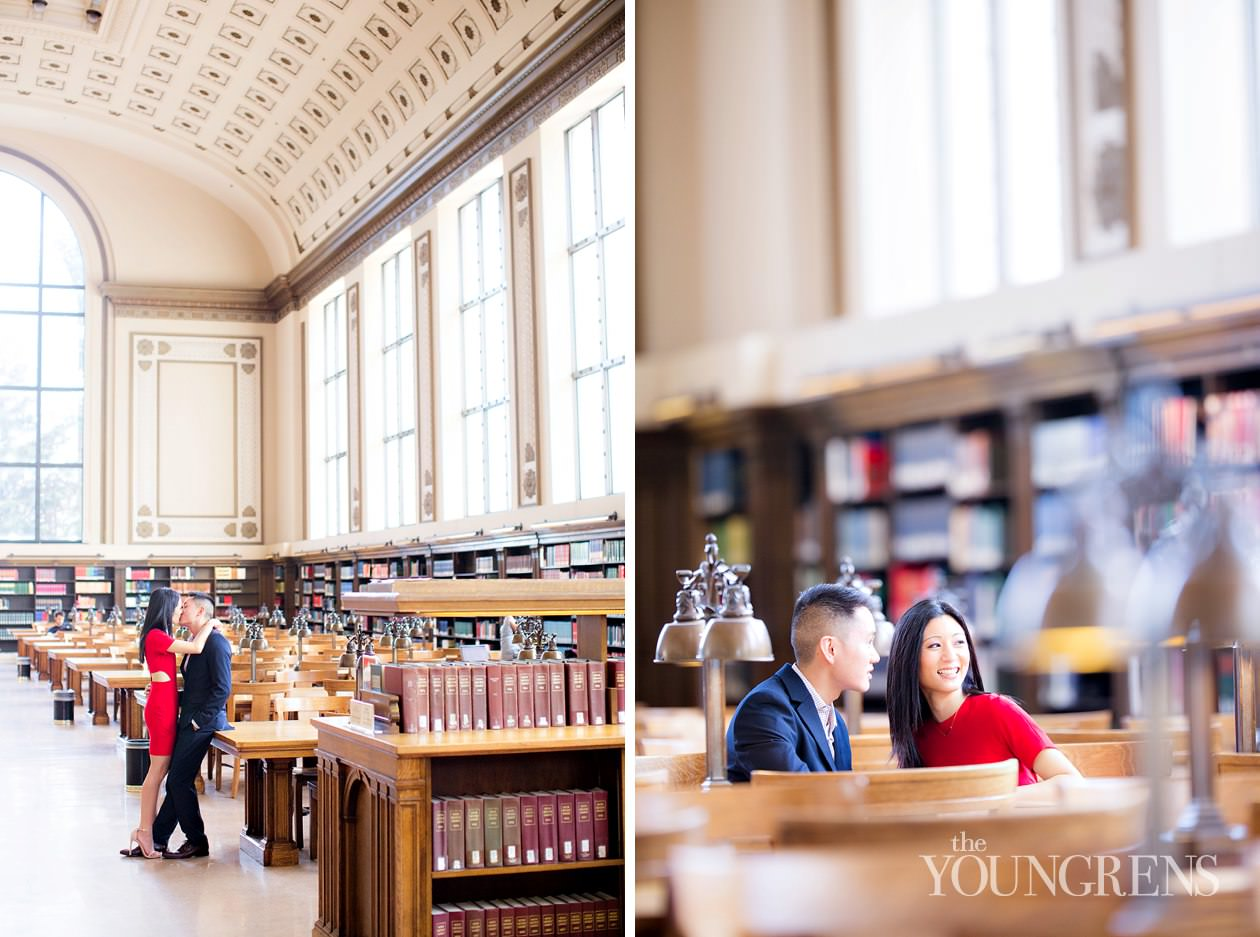 UC Berkeley Engagement Jason and Kathy | The Youngrens | San