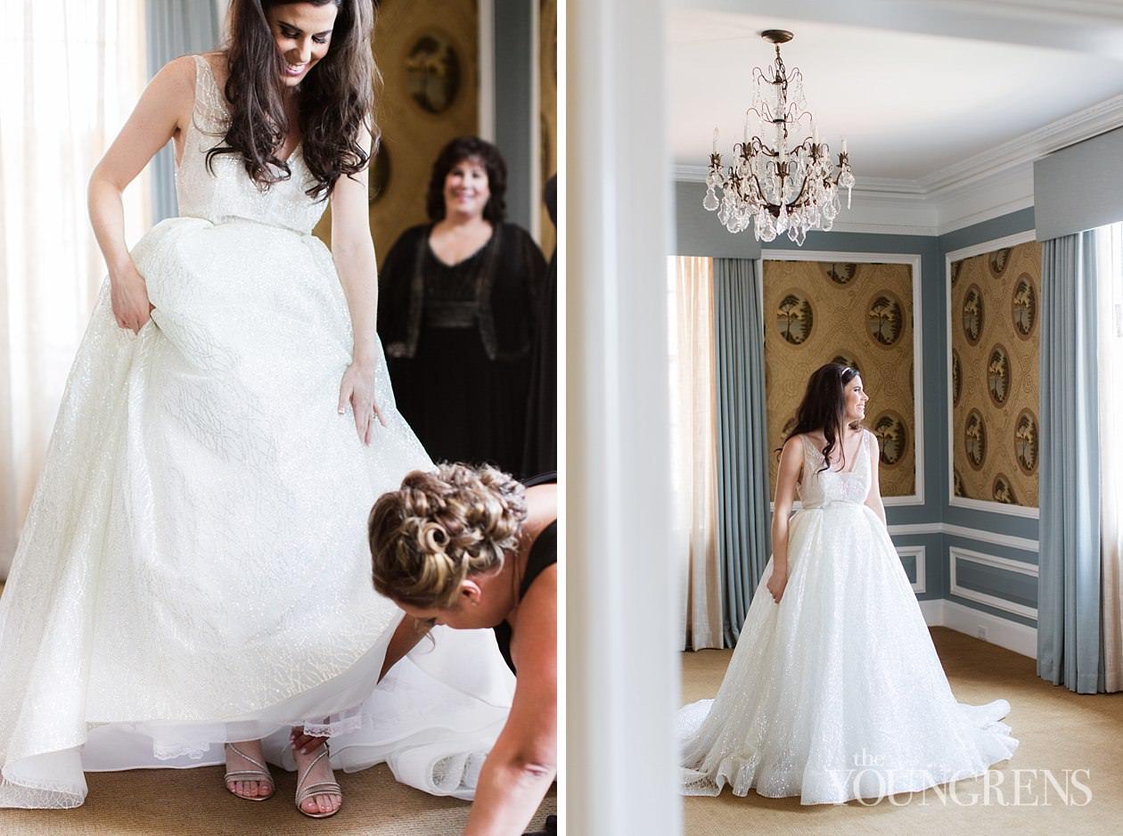 Los Angeles Wedding Gowns 99 Popular Millennium Biltmore wedding Millennium