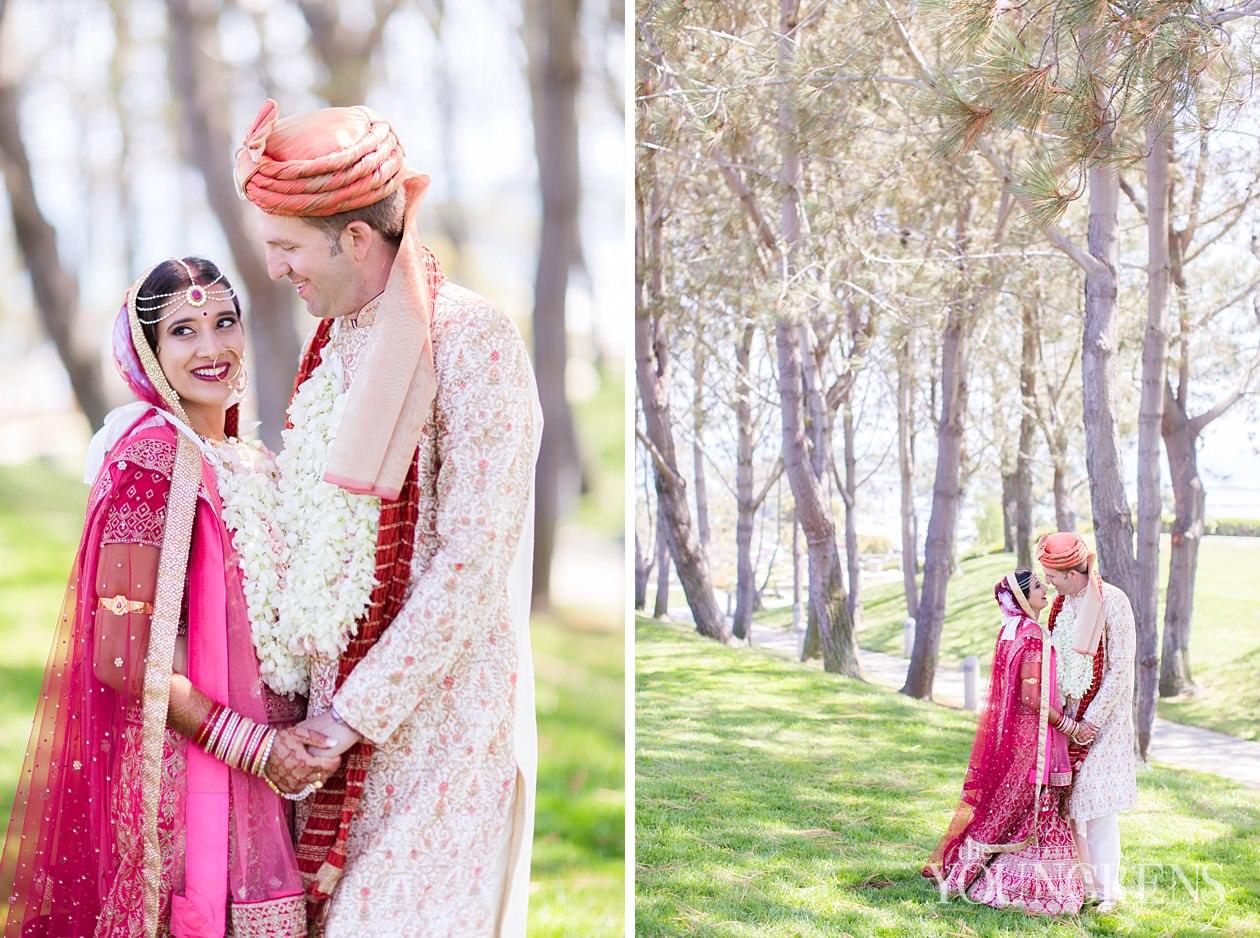 Laguna Cliffs Marriott Hindu Wedding, Part Three Nick and Shivani ...