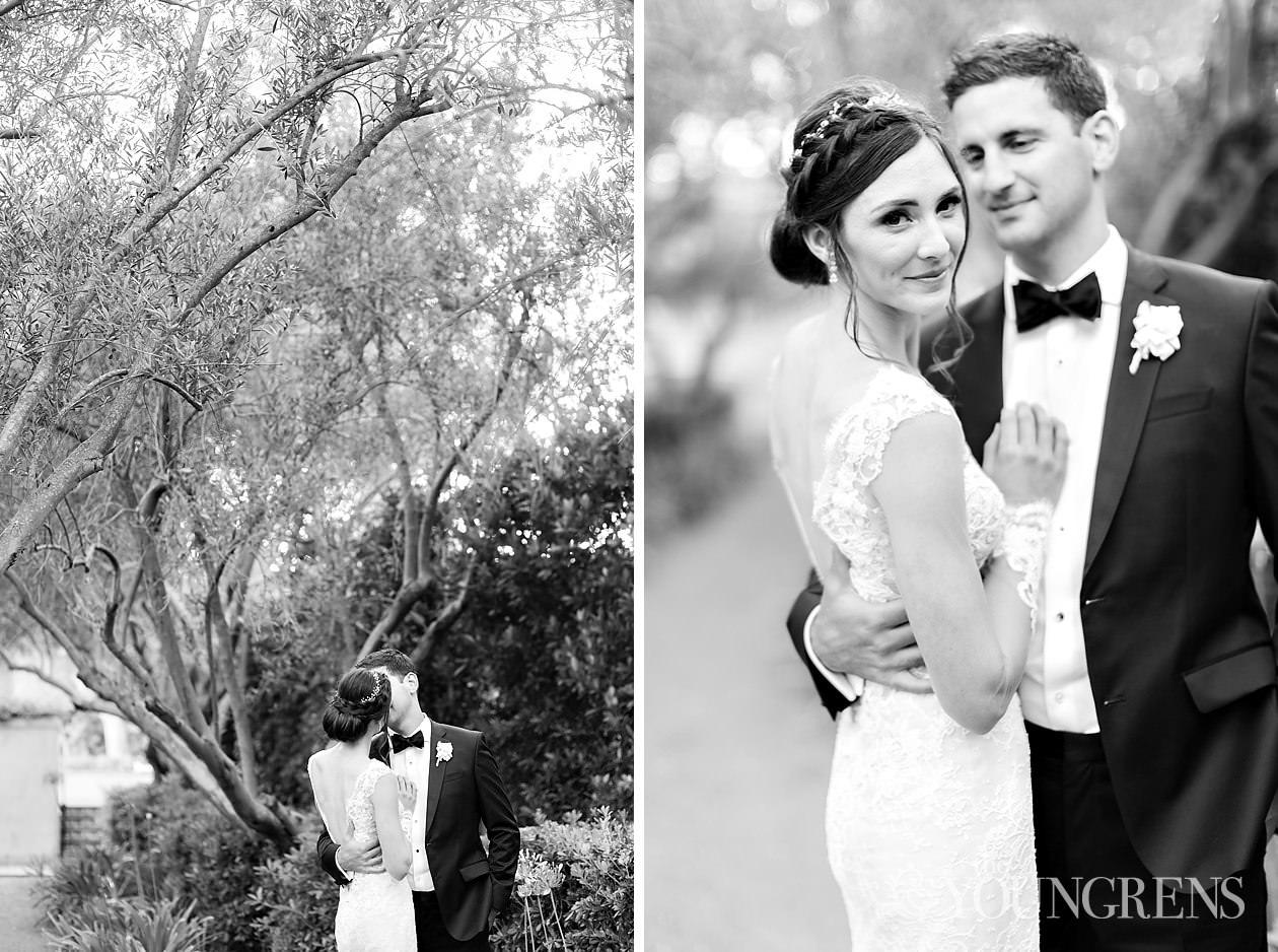 rancho valencia wedding, founders chapel wedding, usd wedding, crown weddings, blush botanicals florals, susanne duffy wedding