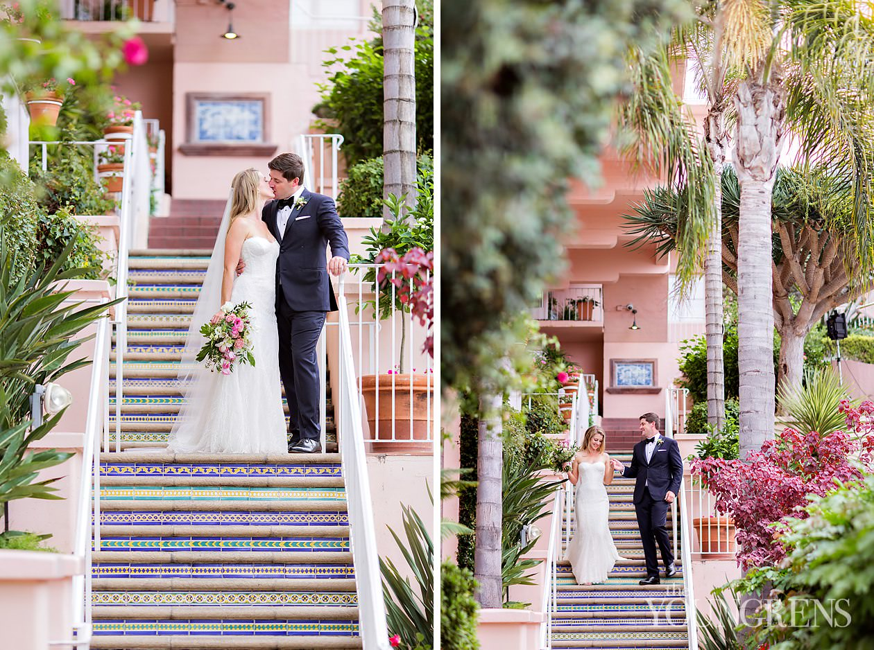 la valencia wedding, la jolla wedding, mary star of the sea wedding, white lace events